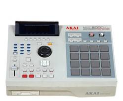 AKAI MCP2000 XL + SCSI ZIP DRIVE