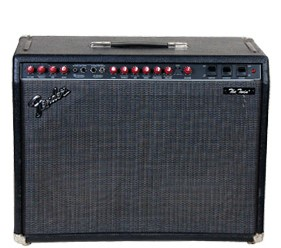 FENDER THE TWIN ( RED KNOB ) - COMBO