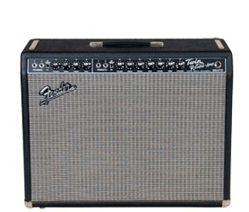 FENDER TWIN REVERB BLACK FACE (REISSUE) - COMBO