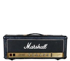 MARSHALL JCM 800 ( 2203 MASTER VOLUME ) - CABEZAL