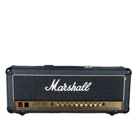MARSHALL JCM 900 ( 4100 DUAL REVERB ) - CABEZAL